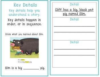 McGraw Hill Wonders 1st Grade Interactive Journal Unit 1 -Week 3