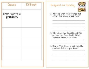 McGraw Hill Wonders 1st Grade Interactive Journal Unit 3- Week 3