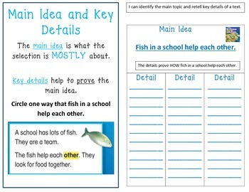 McGraw Hill Wonders 1st Grade Interactive Journal Unit 4- Week 2
