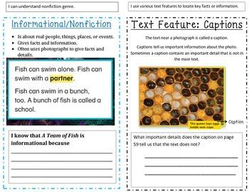 McGraw Hill Wonders 1st Grade Interactive Journal Unit 4- Week 2