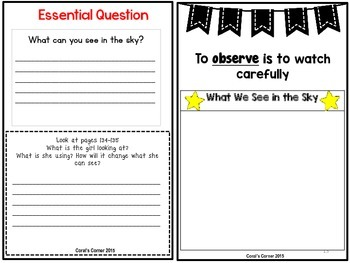 Wonders 1st Grade Interactive Journal Unit 5 BUNDLE