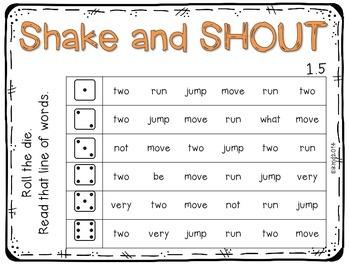 McGraw Hill Wonders 1st Grade Move it! 1.5 {10 Literacy Activities}