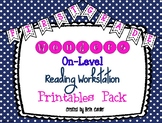 1st Grade Reading Workstation Card Printables to Correlate with Wonders