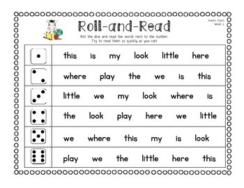 McGraw-Hill Wonders 1st Grade Roll and Read Pack