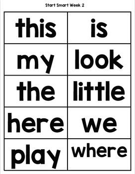 McGraw-Hill Wonders 1st Grade Word Wall