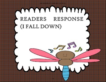 I Fall Down - 2nd Grade - Tri Folds + Activities