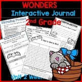 McGraw Hill Wonders 2nd Grade Interactive Journal Unit 2 -Week 5