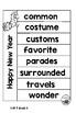 McGraw Hill Wonders 2nd Grade Interactive Journal Unit 4- Week 3
