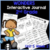 McGraw Hill Wonders 2nd Grade Interactive Journal Unit 5-Week 2