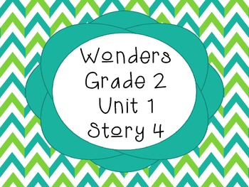 McGraw Hill Wonders 2nd Grade Lola and Tiva {Vocab and Spelling Activities}