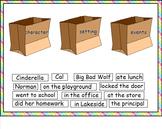 McGraw-Hill Wonders 2nd Grade Unit 1 Week 3 Smartboard Activities