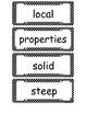 McGraw Hill Wonders 2nd Grade Vocabulary Cards Unit 4