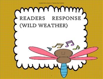 Wild Weather - 2nd Grade - Tri Folds + Activities
