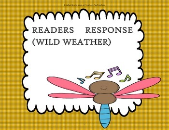Wild Weather - 2nd Grade - Tri Folds + Activities