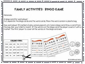 McGraw-Hill    Wonders 3rd Grade  BINGO   Unit 5