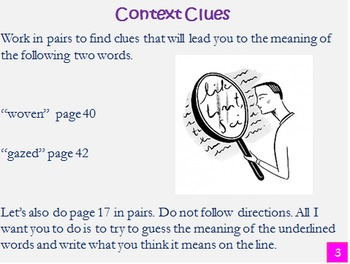 McGraw-Hill Wonders 3rd Gr Unit 1, Week 2 Power Point and Study Guide Pack