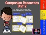 "Reading Wonders  Unit 2 ""The Complete Set"" of  Mega Pack Units for Grade 3"