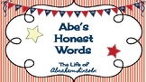 McGraw-Hill Wonders Abe's Honest Words Mentor Sentence