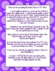 McGraw-Hill Wonders 4th Grade Spelling Contracts Units 1-5 On Level Words