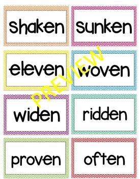 McGraw-Hill Wonders 4th Grade Spelling Words Unit 6