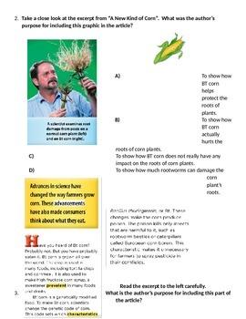 McGraw Hill Wonders 4th Grade Unit 3 Week 5 Mini Assessment