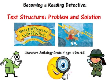 McGraw Hill Wonders 4th Grade Unit 5 Week 3 Literature Anthology Activity