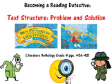 McGraw Hill Wonders 4th Grade Unit 5 Week 3 Literature Ant