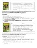 McGraw-Hill Wonders 4th Grade Writing Activities Unit 2 Week 4