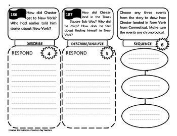 4th Grade Unit 3 Reading Wonders - Tri folds + Activities Bundle