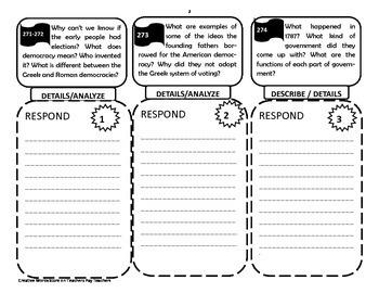 4th Grade Unit 4 Reading Wonders -Tri folds+Activities Bundle