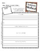 McGraw Hill Wonders 5th Gr. Anthology Unit 1 No Prep, Note Taking w/Questions