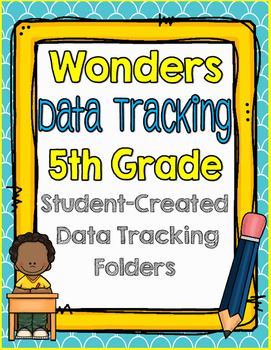 McGraw Hill Wonders 5th Grade Data Tracking
