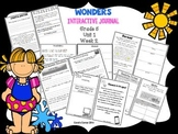 Wonders 5th Grade Interactive Journal Unit 1 -Week 2