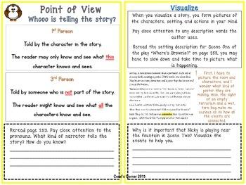 Wonders 5th Grade Interactive Journal Unit 4-Week 2