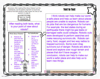 McGraw Hill Wonders 5th Grade Unit 1 Share and Teach Leveled Readers-Digital