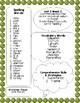 McGraw Hill Wonders 5th Grade Unit 3 Skills Sheets