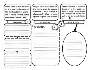 Reading Wonders 5th Grade Unit 4 Activities+Tri folds BUNDLE