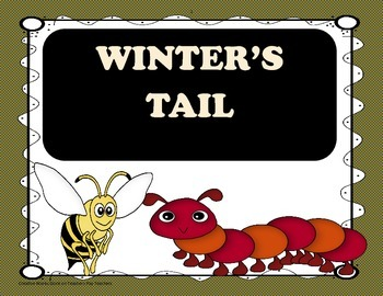 Winter's Tail -  5th Grade - Tri Folds + Activities