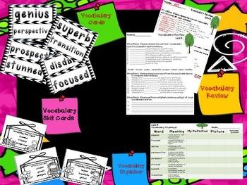 McGraw Hill Wonders, 5th - Ida B. Lesson Plan Bundle