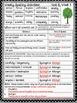 McGraw Hill Wonders, 5th - Ida B. Spelling Activities