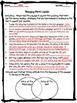 McGraw Hill Wonders, 5th - Ida B. workbook page 203-204