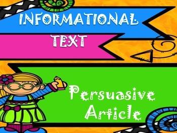 McGraw Hill Wonders, 5th - Machu Picchu Ancient City Persuasive Article PPT