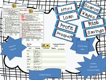 McGraw Hill Wonders, 5th One Hen Lesson Plan Bundle
