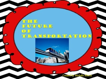McGraw Hill Wonders, 5th - The Future of Transportation Lesson Plan Bundle