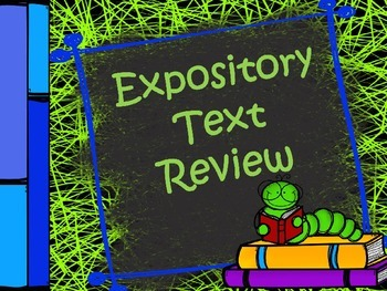 McGraw Hill Wonders, 5th - The Story of Snow Expository Text Features PPT