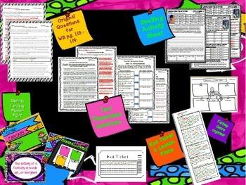 McGraw Hill Wonders, 5th - Weslandia Lesson Plan Bundle