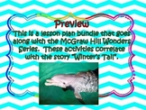 """Wonders"", 5th - Winter's Tail Lesson Plan Bundle"