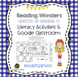 McGraw Hill Reading Wonders Kindergarten Literacy Unit 2 Week 1