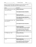 McGraw-Hill Wonders CA 4th Grade U3 Write to Sources Graph