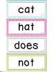 Common Core 1st Grade Spelling Word Cards to Correlate with Wonders